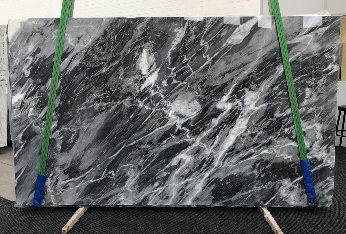 BARDIGLIO NUVOLATO SCURO Fornitura Verona (Italia) di lastre lucide in marmo naturale 1172 , Bundle #1