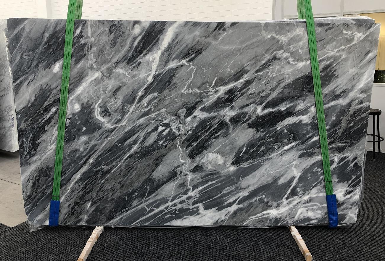 BARDIGLIO NUVOLATO SCURO Fornitura Verona (Italia) di lastre lucide in marmo naturale 1172 , Bundle #5