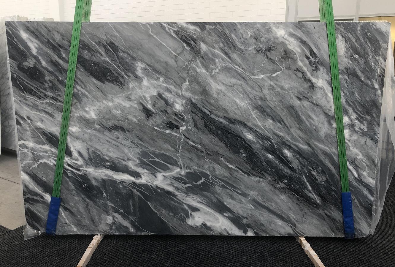 BARDIGLIO NUVOLATO SCURO Fornitura Verona (Italia) di lastre lucide in marmo naturale 1172 , Bundle #6