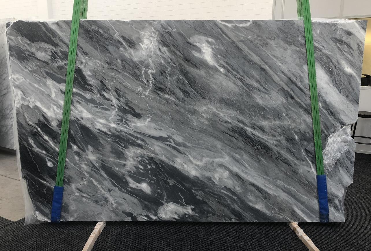 BARDIGLIO NUVOLATO SCURO Fornitura Verona (Italia) di lastre lucide in marmo naturale 1172 , Bundle #8