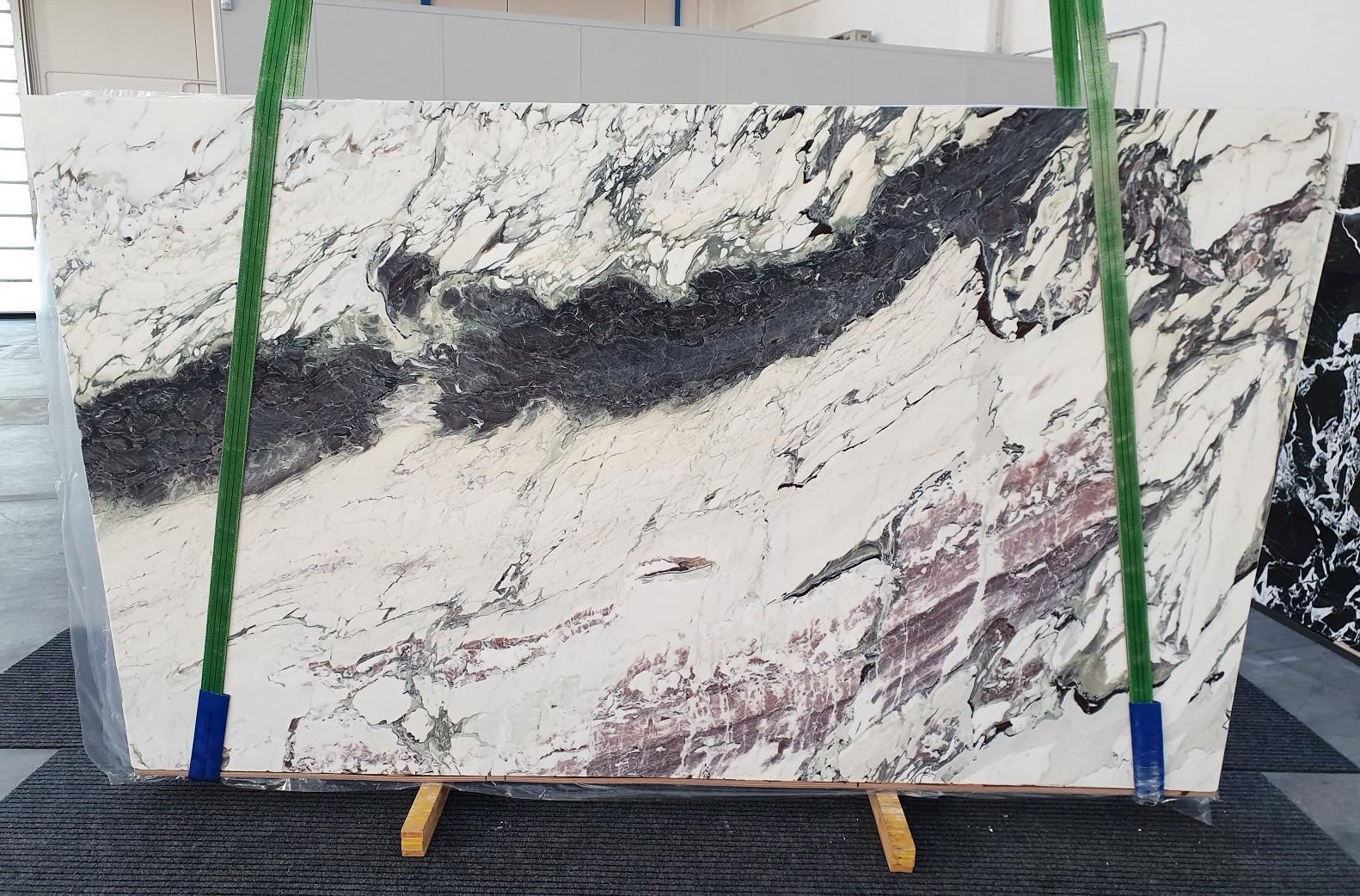 BRECCIA CAPRAIA Fornitura Veneto (Italia) di lastre grezze lucide in marmo naturale 1283 , Slab #57