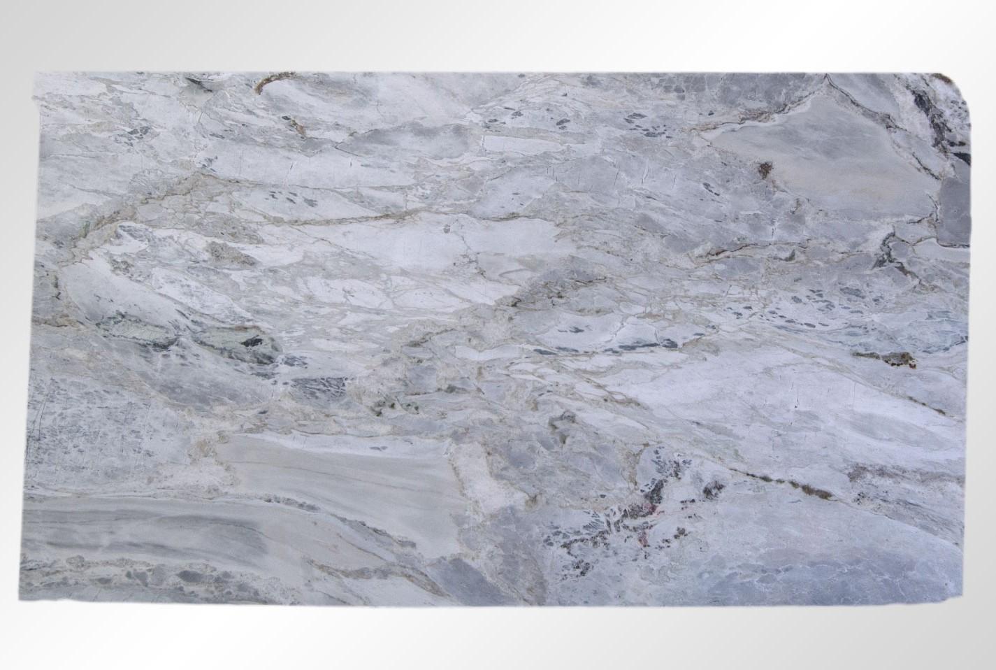 BRECCIA LINCOLN Fornitura California (Stati Uniti) di lastre grezze levigate in marmo naturale M2020084 , Slab #01
