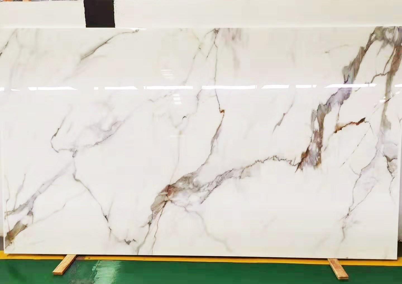 CALA VEIN E Fornitura Fujian (Cina) di lastre grezze lucide in vetro fusione resistente al calore Model-E , 18MM
