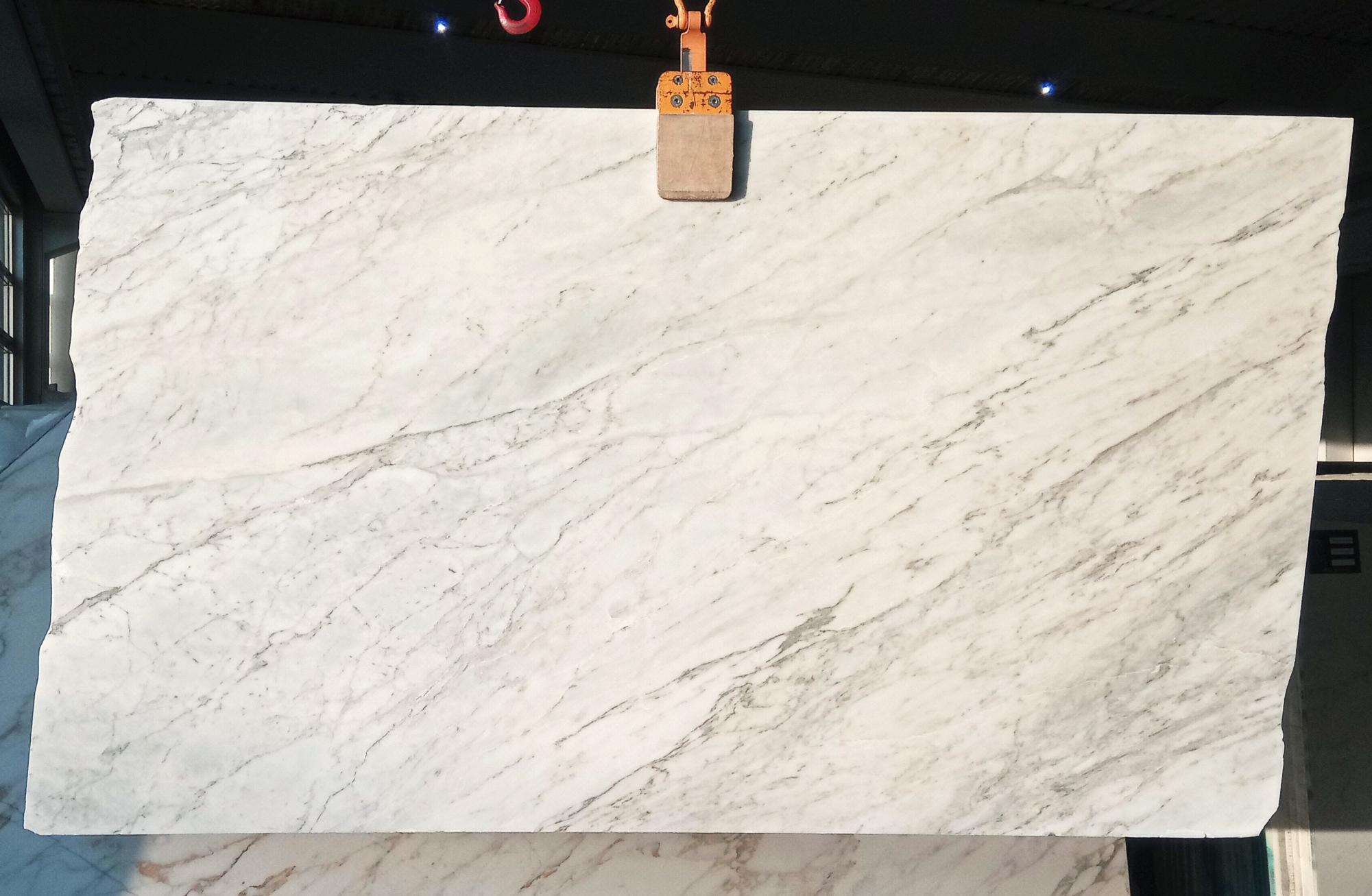 CALACATTA ARNI Fornitura Veneto (Italia) di lastre grezze lucide in marmo naturale Z0175 , Slab #50