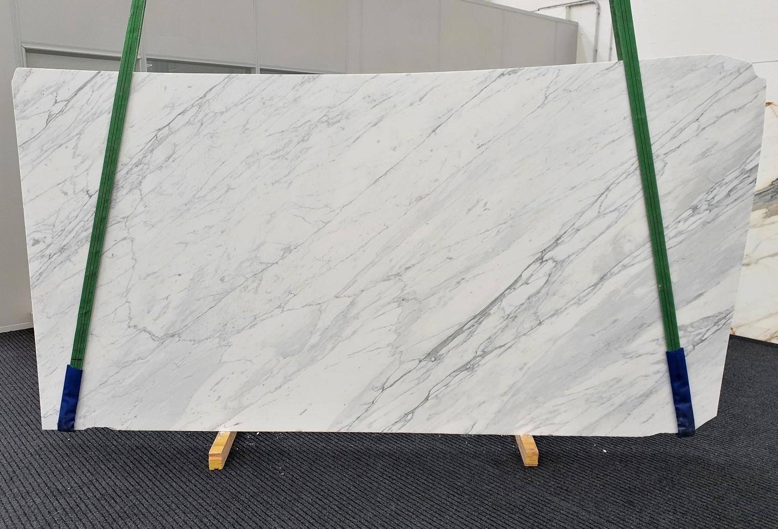 CALACATTA CARRARA Fornitura Veneto (Italia) di lastre grezze levigate in marmo naturale 1313 , Slab #27