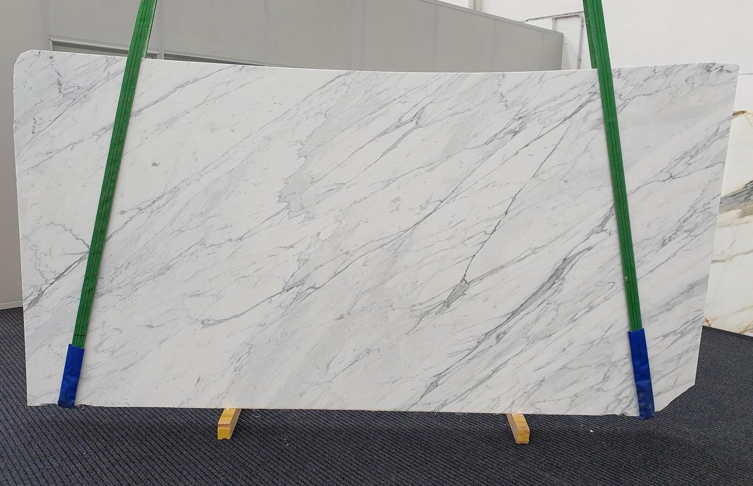 CALACATTA CARRARA Fornitura Veneto (Italia) di lastre grezze levigate in marmo naturale 1313 , Slab #51