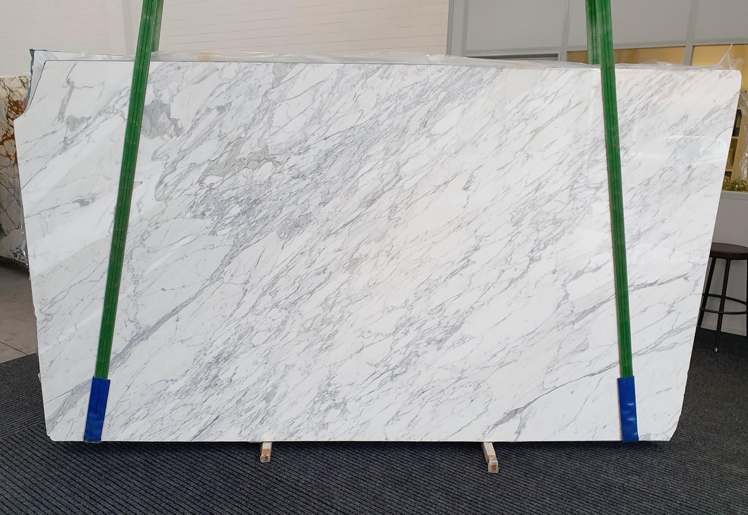 CALACATTA CARRARA Fornitura Verona (Italia) di lastre grezze lucide in marmo naturale 1295 , Slab #30