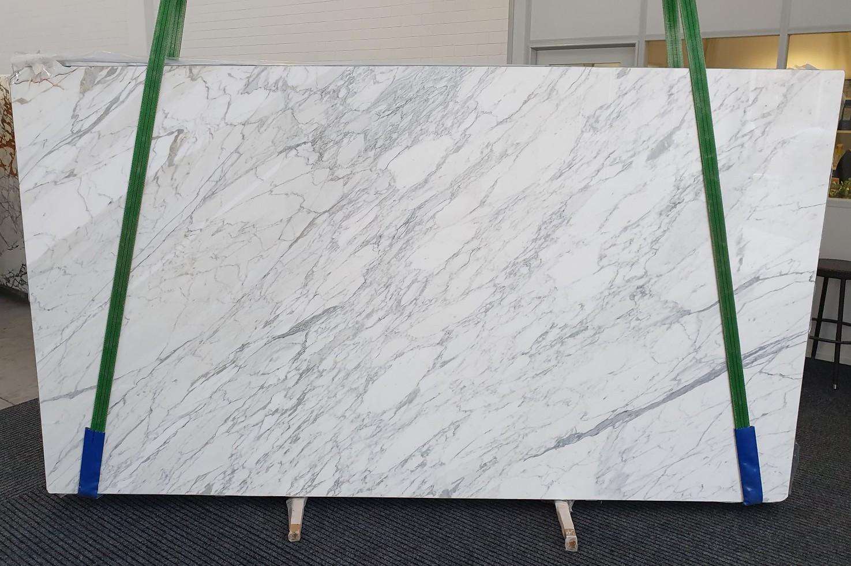 CALACATTA CARRARA Fornitura Verona (Italia) di lastre grezze lucide in marmo naturale 1295 , Slab #18