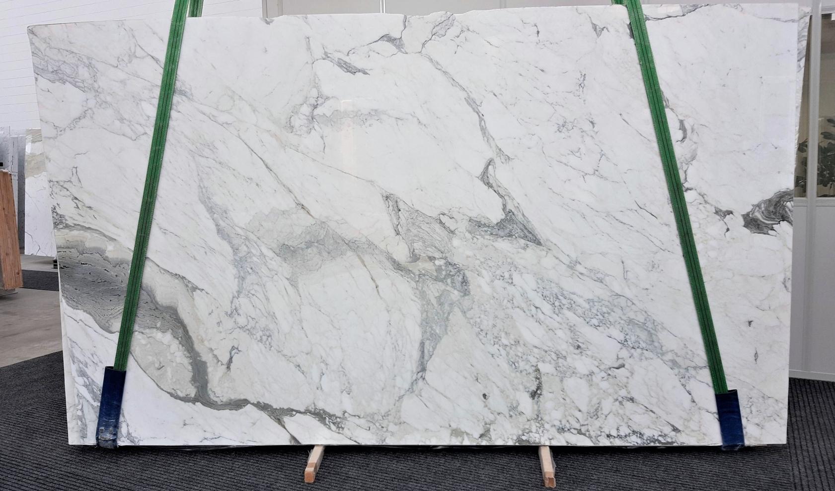 CALACATTA FANTASIA Fornitura Veneto (Italia) di lastre grezze lucide in marmo naturale GL 998 , Slab 1