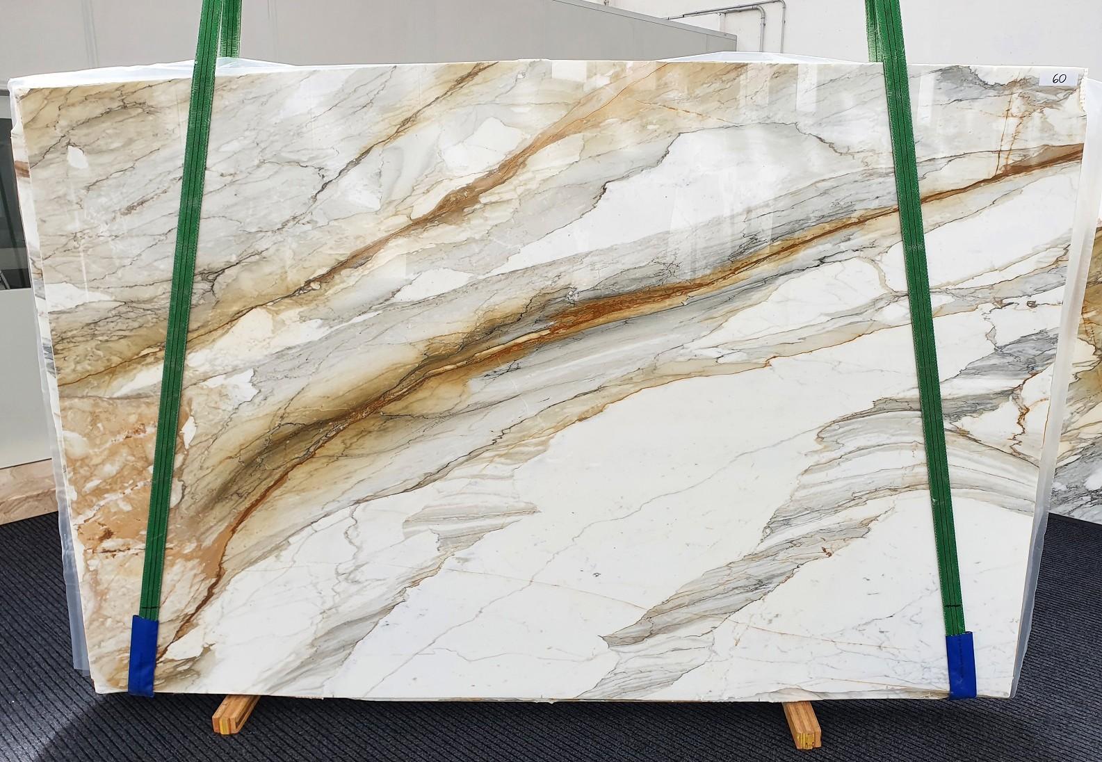 CALACATTA MACCHIAVECCHIA Fornitura Veneto (Italia) di lastre grezze lucide in marmo naturale 1354 , Slab #60