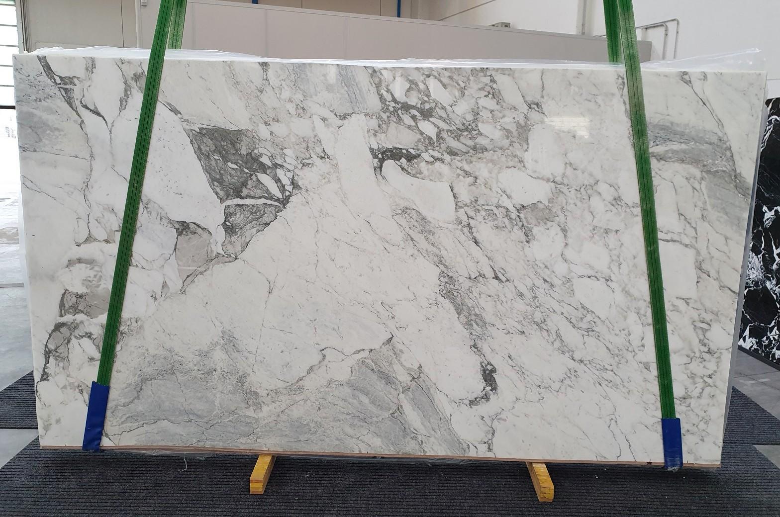 CALACATTA VAGLI Fornitura Veneto (Italia) di lastre grezze lucide in marmo naturale 1300 , Slab #40