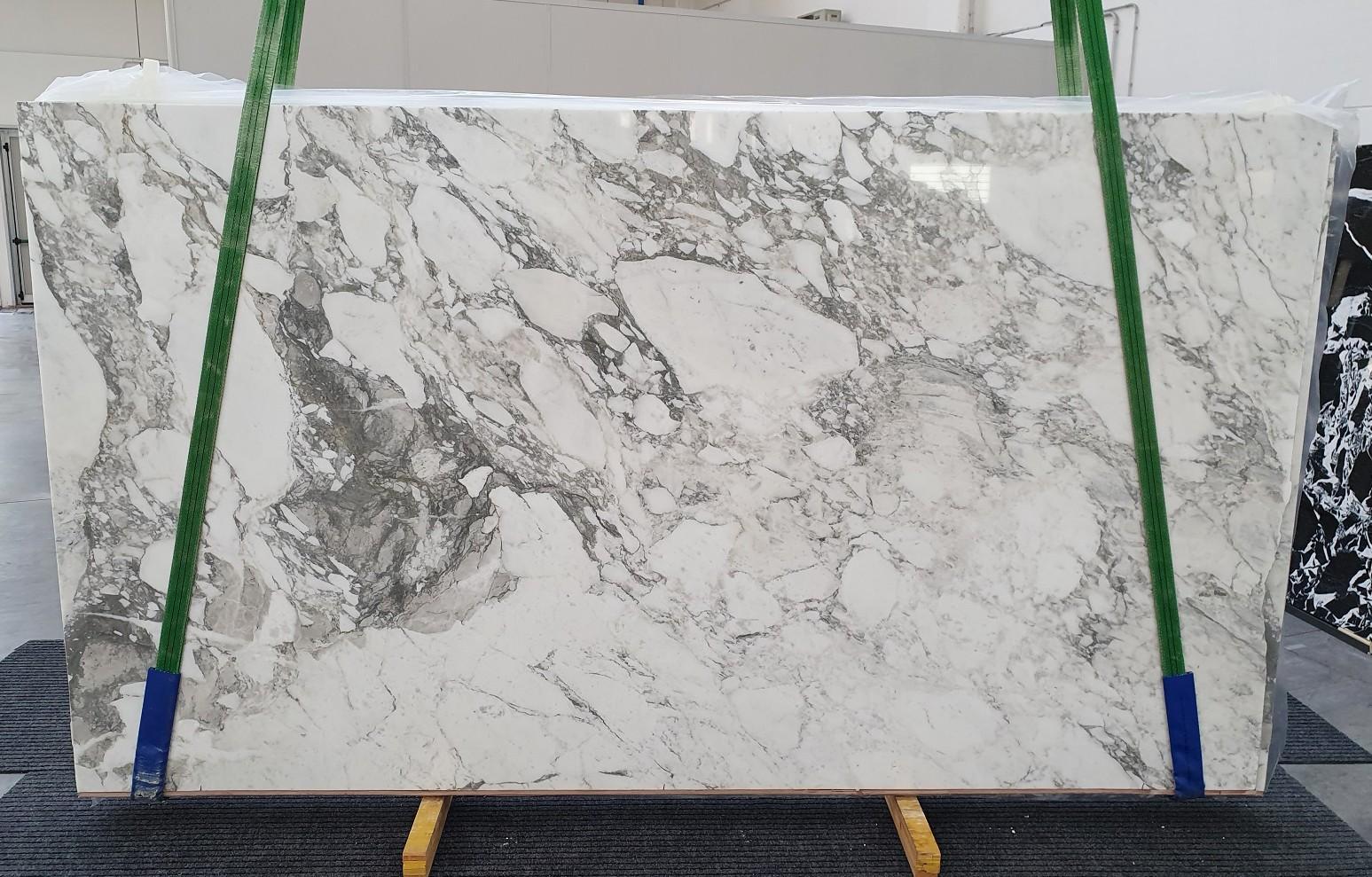 CALACATTA VAGLI Fornitura Veneto (Italia) di lastre grezze lucide in marmo naturale 1300 , Slab #08