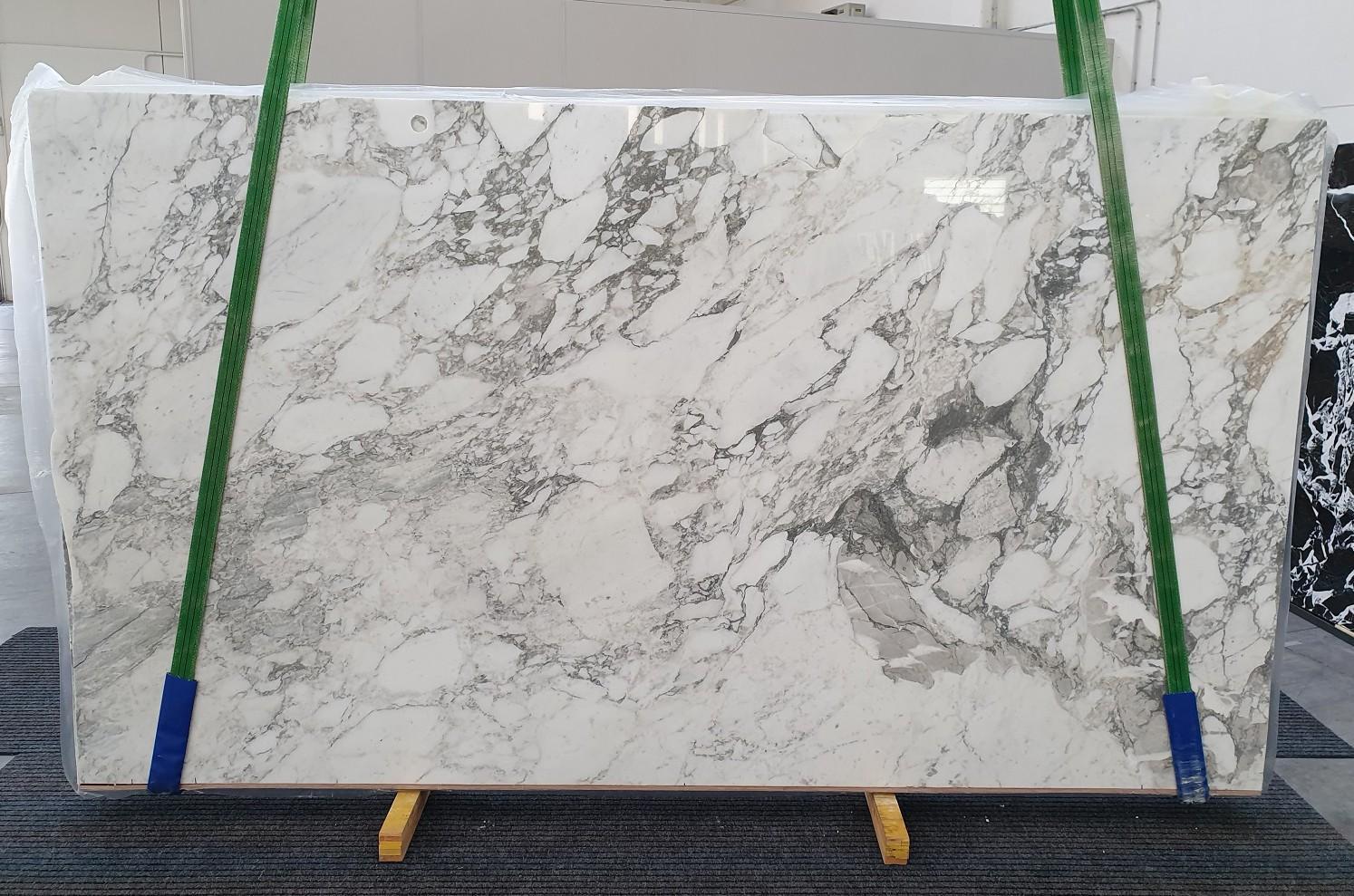 CALACATTA VAGLI Fornitura Veneto (Italia) di lastre grezze lucide in marmo naturale 1300 , Slab #01