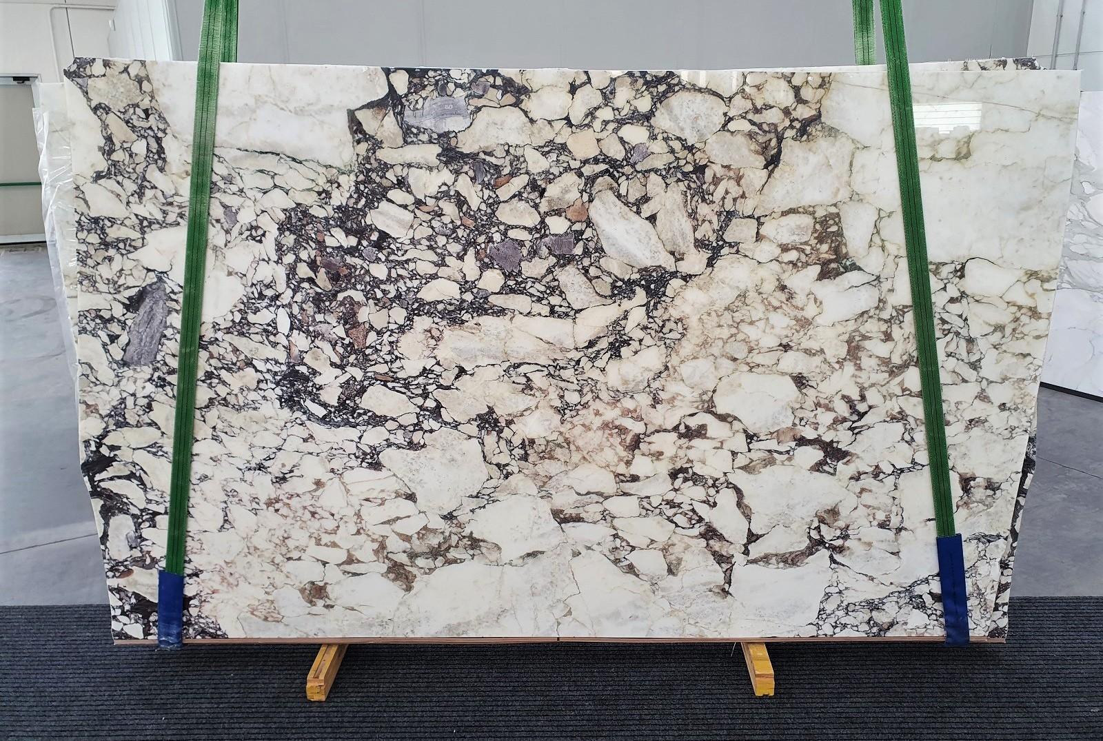 CALACATTA VIOLA Fornitura Veneto (Italia) di lastre grezze lucide in marmo naturale 12911 , Bnd02-Slb116