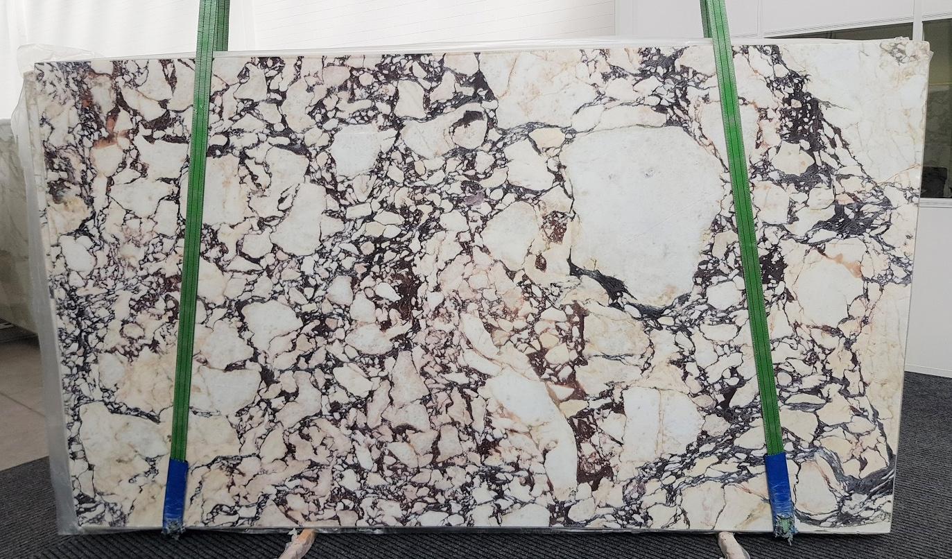 CALACATTA VIOLA Fornitura Veneto (Italia) di lastre grezze lucide in marmo naturale #1106 , Bundle #1