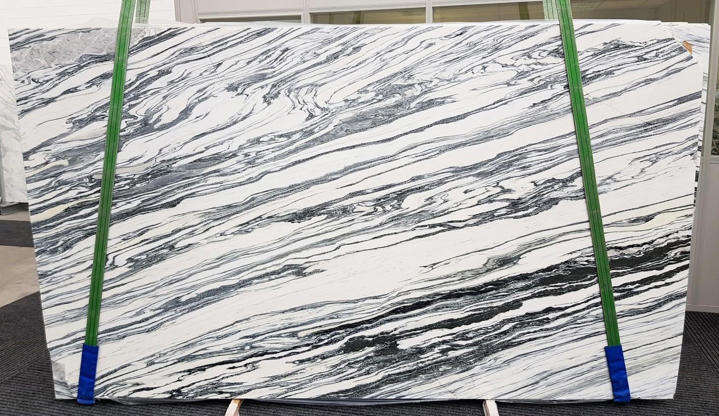 FANTASTICO ARNI VENATO Fornitura Verona (Italia) di lastre grezze lucide in marmo naturale 1058 , Slab #17