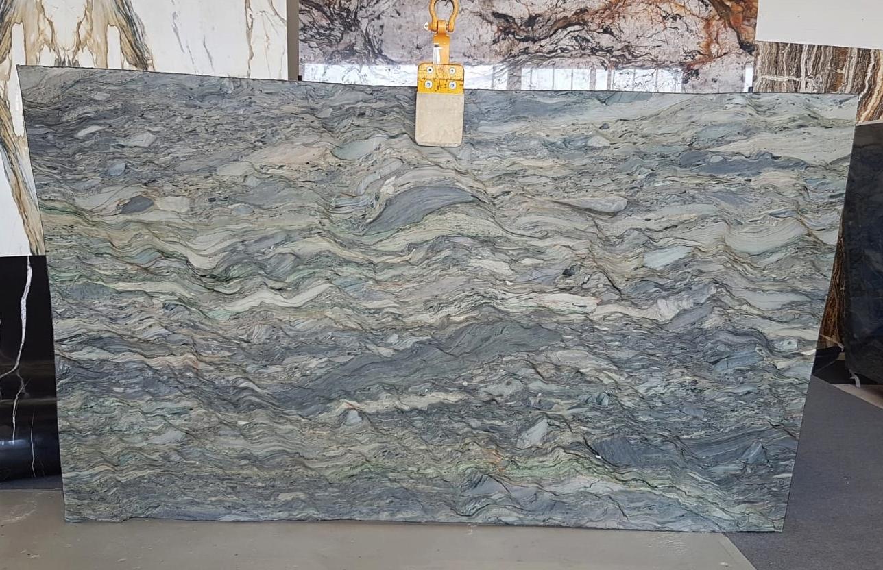 FUSION LIGHT Fornitura Veneto (Italia) di lastre grezze lucide in marmo naturale AA U0248 , Bund #2-14