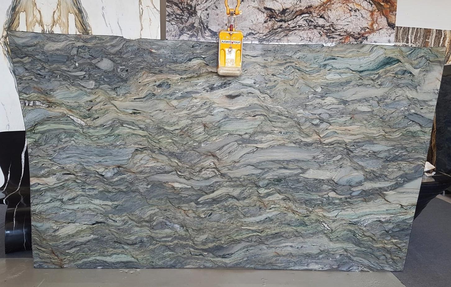 FUSION LIGHT Fornitura Veneto (Italia) di lastre grezze lucide in marmo naturale AA U0248 , Bund #4-28