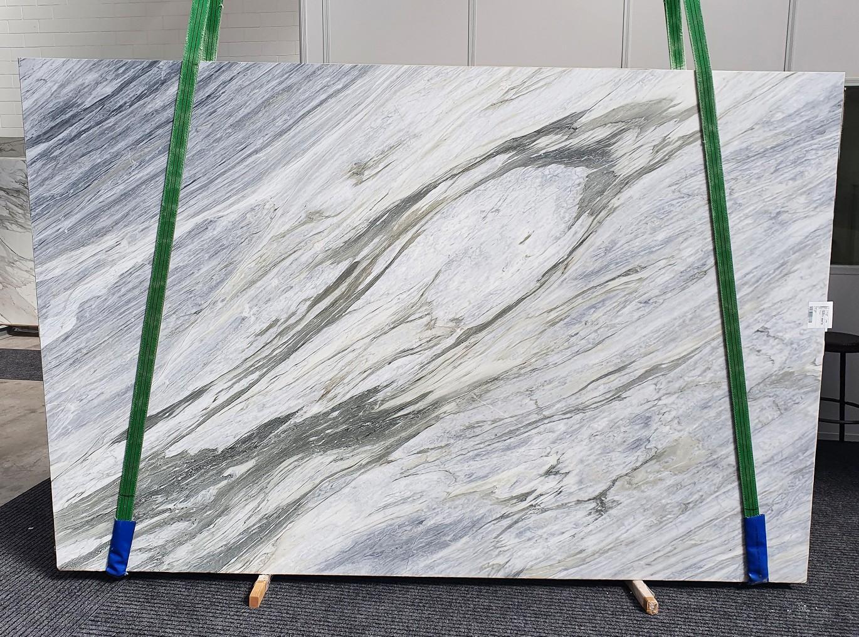 MANHATTAN GREY Fornitura Veneto (Italia) di lastre grezze levigate in marmo naturale 1357 , Slab #25