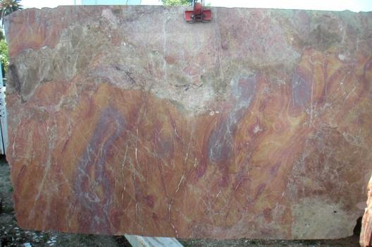 MELANGE EXTRA Fornitura (Italia) di lastre grezze lucide in marmo naturale E_S532