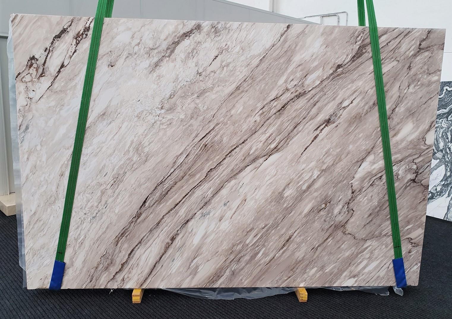 PALISSANDRO CLASSICO Fornitura Veneto (Italia) di lastre grezze lucide in marmo naturale 1415 , Slab #01