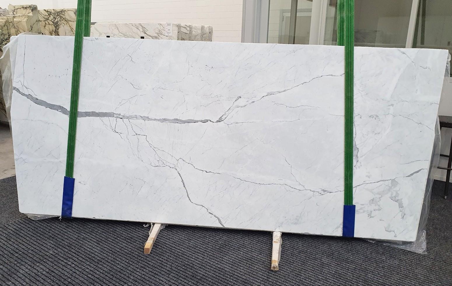 STATUARIETTO Fornitura Verona (Italia) di lastre grezze lucide in marmo naturale 1290 , Slab #10