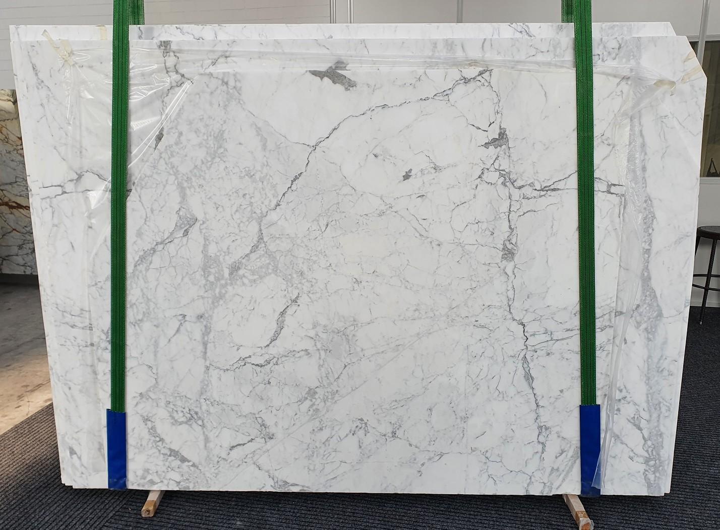 STATUARIO CLASSICO Fornitura Veneto (Italia) di lastre grezze lucide in marmo naturale 1278 , Slab 51