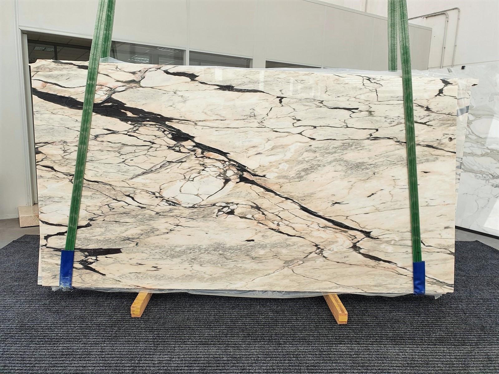 STATUARIO CORAL Fornitura Veneto (Italia) di lastre grezze lucide in marmo naturale 1328 , Bundle #03