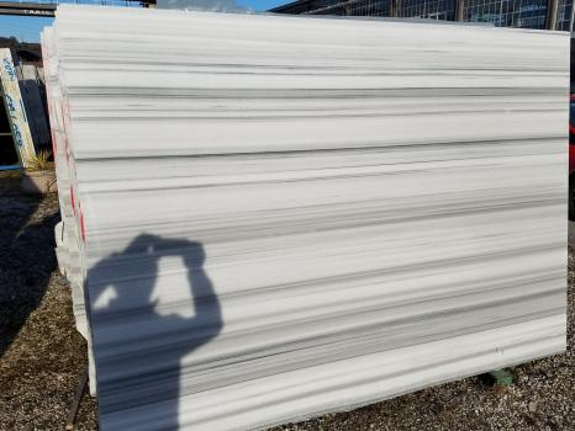 STRIATO OLIMPIO Fornitura Veneto (Italia) di lastre grezze lucide in marmo naturale AL0015 , Slab #104