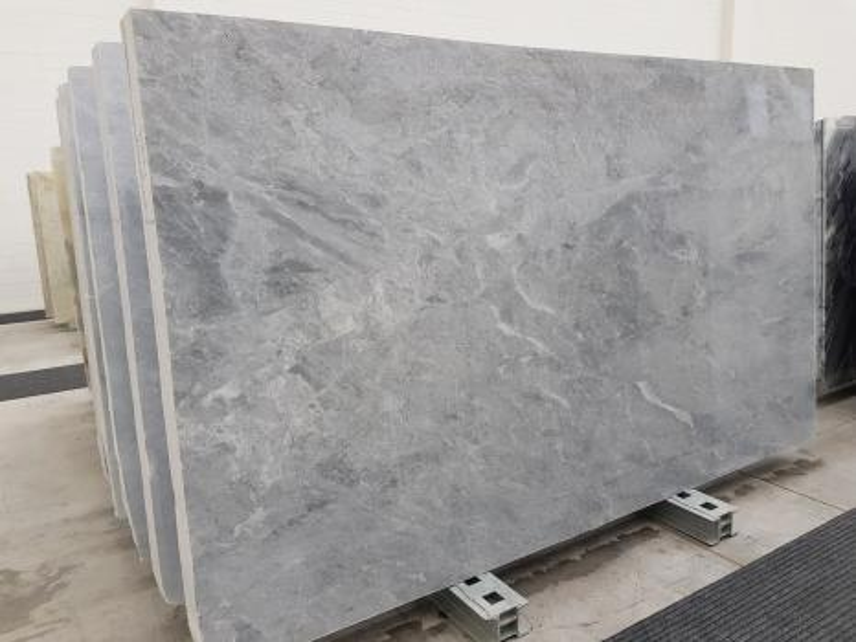 TRAMBISERA Fornitura Veneto (Italia) di lastre grezze lucide in marmo naturale 1202 , Slab #55