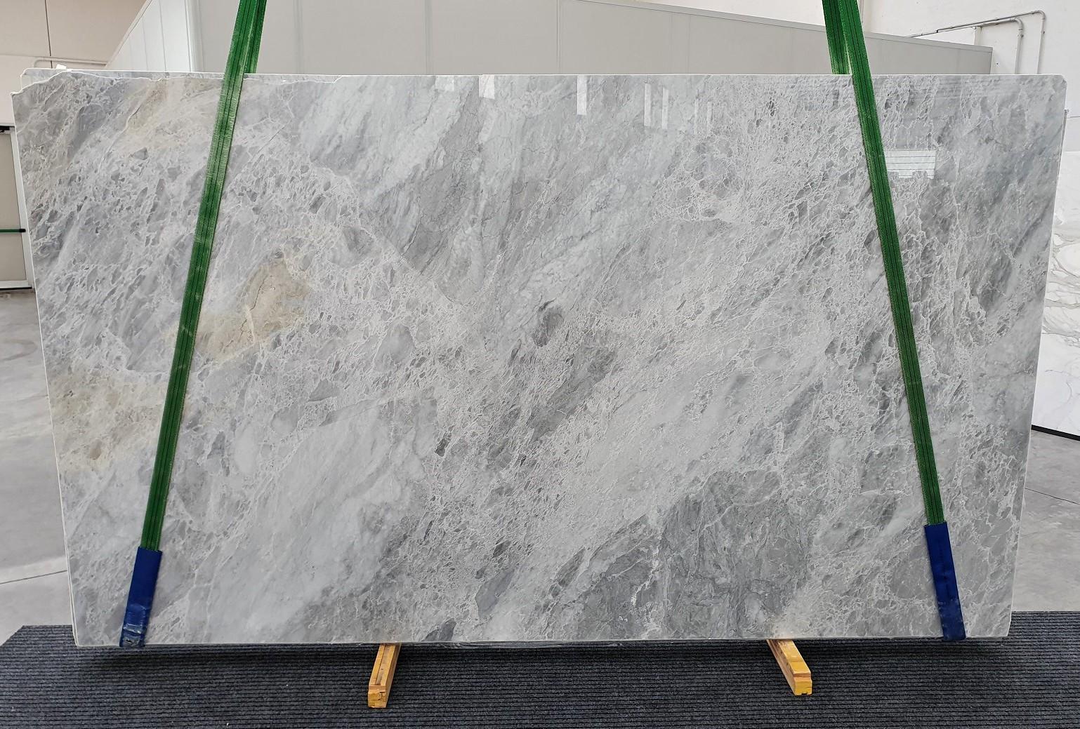 TRAMBISERA Fornitura Veneto (Italia) di lastre grezze lucide in marmo naturale 1293 , Slab #08