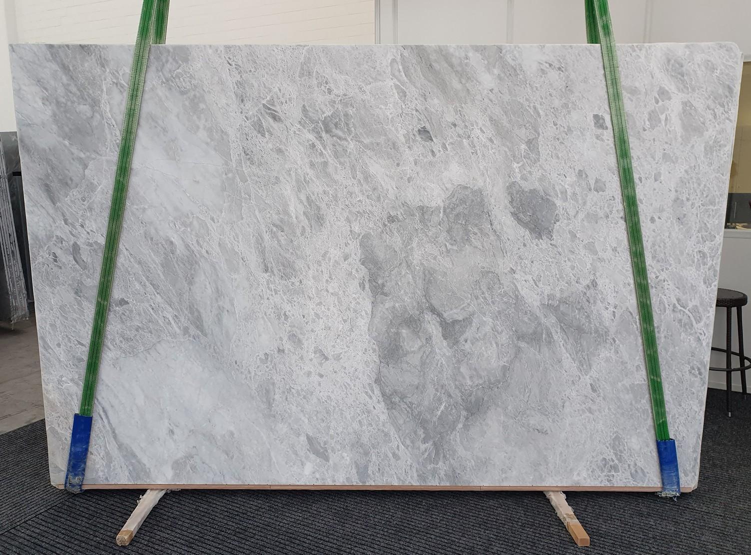 TRAMBISERA Fornitura Veneto (Italia) di lastre grezze lucide in marmo naturale 12931 , Bnd02-Slb16