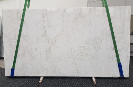 CRISTALLOlastra grezza quarzite brasiliana levigata Slab #22,  320 x 178 x 2 cm pietra naturale (disponibile in Veneto, Italia)