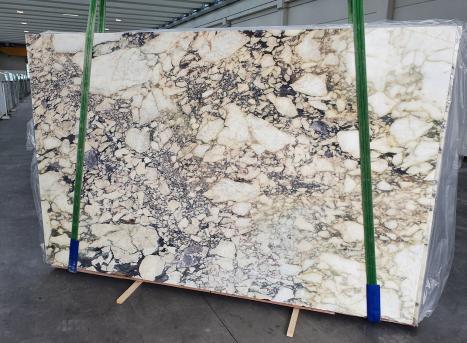 CALACATTA VIOLAlastra grezza marmo italiano lucido Slab #51,  295 x 190 x 2 cm pietra naturale (venduta in Veneto, Italia)
