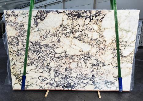 CALACATTA VIOLAlastra grezza marmo italiano lucido Slab #42,  295 x 190 x 2 cm pietra naturale (disponibile in Veneto, Italia)