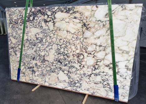 CALACATTA VIOLAlastra grezza marmo italiano lucido Slab #26,  297 x 188 x 2 cm pietra naturale (venduta in Veneto, Italia)