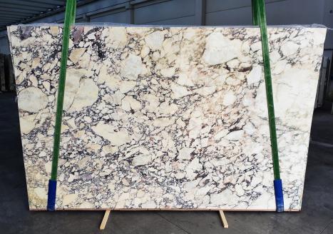 CALACATTA VIOLAlastra grezza marmo italiano lucido Slab #18,  297 x 188 x 2 cm pietra naturale (disponibile in Veneto, Italia)