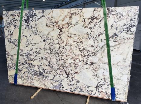 CALACATTA VIOLAlastra grezza marmo italiano lucido Slab #10,  297 x 188 x 2 cm pietra naturale (disponibile in Veneto, Italia)