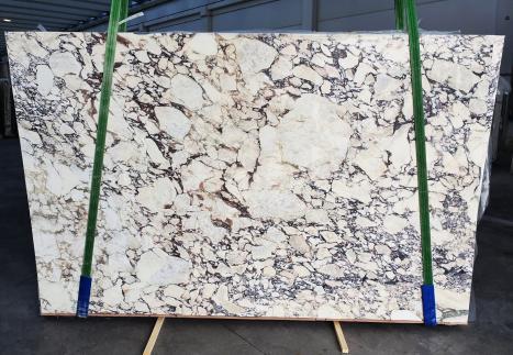 CALACATTA VIOLAlastra grezza marmo italiano lucido Slab #01,  297 x 188 x 2 cm pietra naturale (disponibile in Veneto, Italia)