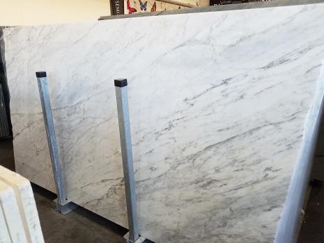 CALACATTA ARNI 51 lastre grezze marmo italiano lucido Slab #41,  300 x 172 x 2 cm pietra naturale (vendute in Veneto, Italia)