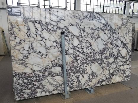 CALACATTA VIOLA 54 lastre grezze marmo italiano lucido SL2CM,  292 x 177 x 2 cm pietra naturale (disponibili in Veneto, Italia)