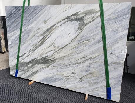 MANHATTAN GREYlastra grezza marmo italiano levigato Slab #25,  305 x 202 x 2 cm pietra naturale (disponibile in Veneto, Italia)