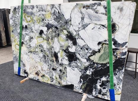 AMAZONIAlastra grezza marmo cinese lucido Slab #48,  260 x 180 x 2 cm pietra naturale (venduta in Veneto, Italia)