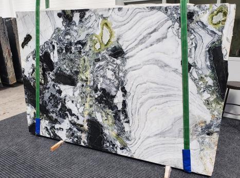 AMAZONIAlastra grezza marmo cinese lucido Slab #61,  260 x 180 x 2 cm pietra naturale (disponibile in Veneto, Italia)