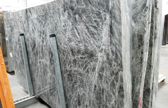 DIAMOND GREY 9 lastre marmo mongolo lucido Bundle #3,  122 x 69 x 0.8 ˮ pietra naturale (disponibili a Verona, Italia)