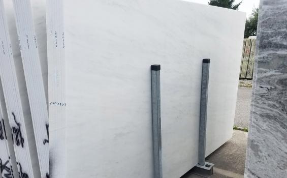 ESTREMOZ BRANCO 52 lastre grezze marmo portoghese segato SL2CM,  317.5 x 195.6 x 2 cm pietra naturale (vendute in Veneto, Italia)