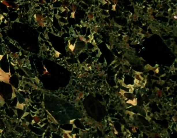 Scheda tecnica: Black Beauty, breccia naturale lucida brasiliana