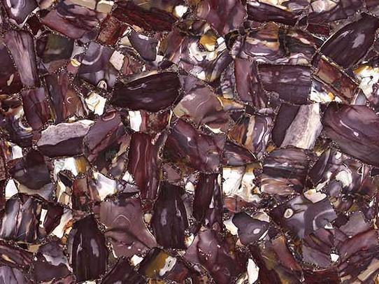 Scheda tecnica: DANDRITE AGATE, pietra semipreziosa naturale lucida brasiliana