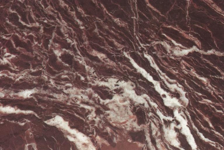 Scheda tecnica: ROSSO LEVANTO, marmo naturale lucido italiano