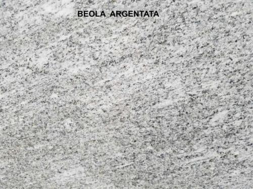 Scheda tecnica: BEOLA ARGENTATA, beola naturale spazzolata italiana